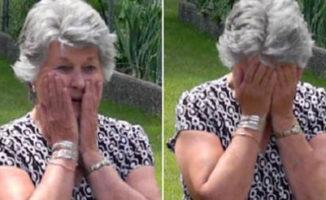 Kai močiutė pamatė anūkėlės išleistuvių suknelę, ji negalėjo sulaikyti ašarų. Ir štai kodėl!
