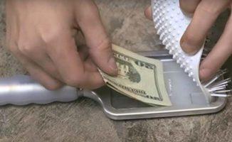 Kaip saugiausiai paslėpti pinigus, kad jų niekas nerastų – 7 nestandartinės naminės slėptuvės