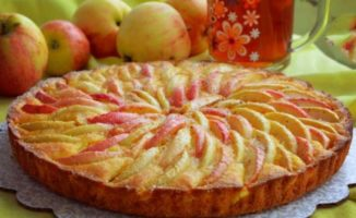 Skaniausias obuolių pyragas. Būtinai paragaukite, jei dar neragavote!