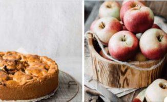 Dietinis obuolių pyragas be jokių miltų. Valgyk nors nakčiai, nors kiekvieną dieną
