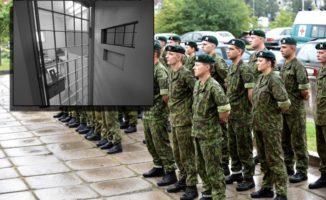 Pirmą kartą Lietuvos istorijoje. Šauktinis pasirinko kalėjmą vietoje tarnybos kariuomenėje