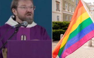 Soc. tinkluose pradėjo plisti vaizdo įrašas, kuriame Kretingos kapelionas LGBT bendruomenėsnarius vadina iškrypėliais.
