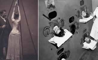 O dar yra tokių, kas skundžiasi šiuolaikine medicina! Pamatykite 18 siaubingų medicinos nuotraukų iš praeities