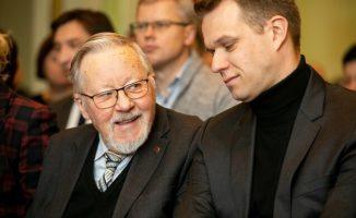 Faktinis šalies vadovas - Vytautas Landsbergis?