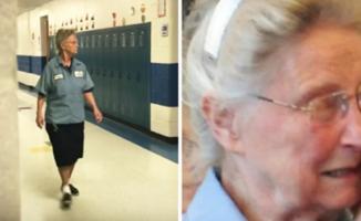 Mokyklos direktorė sužinojo 77-erių valytojos paslaptį, kurią ji slėpė visą gyvenimą. Senolė nesitikėjo...