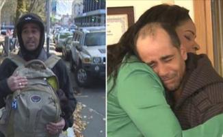Elgeta rado 10 000 dolerių čekį ir nusprendė grąžinti savininkei. Jis nė nenumanė, kaip pasikeis jo gyvenimas