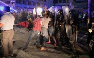 Riaušių prie Seimo byloje jau yra 62 įtariamieji