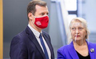 Gintautas Paluckas: panašu, jog Ingridos Šimonytės Vyriausybė atstovauja tik labai turtingiems žmonėms