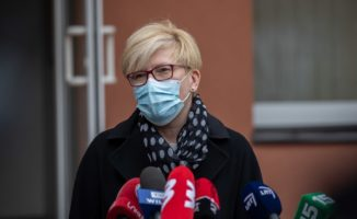 Ingrida Šimonytė teisinasi apie brangstantį šildymą: tiesiog kainos praėjusį sezoną buvo Išskirtinai mažos