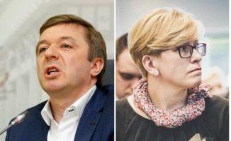 """Karbauskis: """"Ingrida Šimonytė ne tik nesigaudo valstybės valdyme, bet ir nesivaldo"""""""